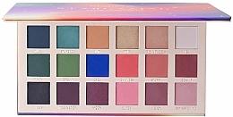 Voňavky, Parfémy, kozmetika Paletka lícenok na tvár - Moira Cheeky Romance Dual Blusher