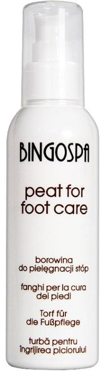 Balzam na nohy - BingoSpa Peat