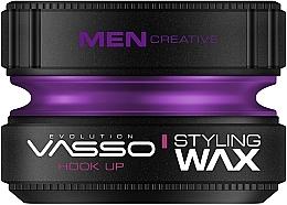 Voňavky, Parfémy, kozmetika Vosk na úpravu vlasov - Vasso Professional Hair Styling Wax Hook Up