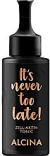 Voňavky, Parfémy, kozmetika Intenzívne tonikum na tvár - Alcina It's Never Too Late Zell-Aktiv Tonic