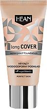Voňavky, Parfémy, kozmetika Vodotesný make-up - Hean Long Cover Waterproof Foundation