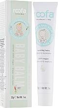 Voňavky, Parfémy, kozmetika Balzam na telo - Roofa Vegan Baby Balm Panthenol & Sepitonic