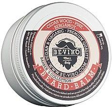 Voňavky, Parfémy, kozmetika Balzam na fúzy - Beviro Beard Balm Cedar Wood Pine Bergamot
