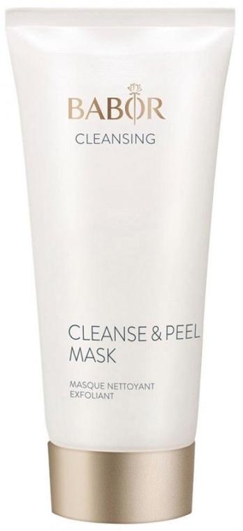 Peelingová maska na hlboké čistenie pórov - Babor Cleanse & Peel Mask