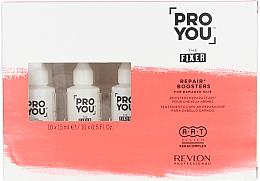 Voňavky, Parfémy, kozmetika Obnovujúci booster pre poškodené vlasy - Revlon Professional Pro You Fixer Repair Boosters