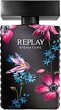 Voňavky, Parfémy, kozmetika Replay Signature For Woman Replay - Parfumovaná voda
