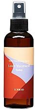 Voňavky, Parfémy, kozmetika Sprej na telo - Lovbod Body Treatment Spray Love Yourself Today