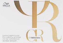 Voňavky, Parfémy, kozmetika Sada esencií pre intenzívny lesk vlasov - Wella Professionals Oil Reflections Serum