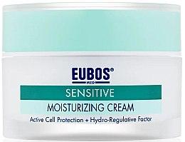 Voňavky, Parfémy, kozmetika Krém na tvár - Eubos Med Sensitive Moisturizing Cream
