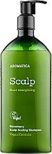 Voňavky, Parfémy, kozmetika Bezsíranový šampón s rozmarínom - Aromatica Rosemary Scalp Scaling Shampoo