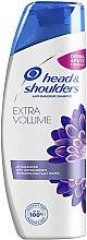"""Voňavky, Parfémy, kozmetika Šampón proti lupinám """"Objem z koreňov na tenké vlasy"""" - Head & Shoulders Extra Volume"""