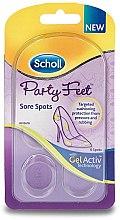 Voňavky, Parfémy, kozmetika Gélové vložky pre citlivé oblasti - Scholl Gel Activ Party Feet Sore Spots