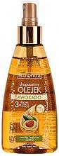 Voňavky, Parfémy, kozmetika Avokádový olej 3 v 1 pre telo, tvár a vlasy - Bielenda Drogocenny Olejek