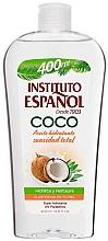 Voňavky, Parfémy, kozmetika Olej na telo - Instituto Espanol Coconut Body Oil
