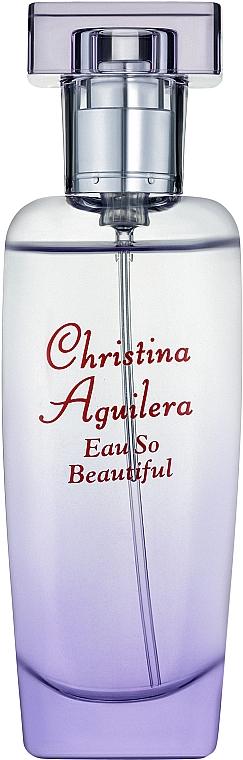 Christina Aguilera Eau So Beautiful - Parfumovaná voda