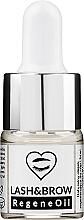 Voňavky, Parfémy, kozmetika Olej na obočie a mihalnice - Lash Brow RegeneOil