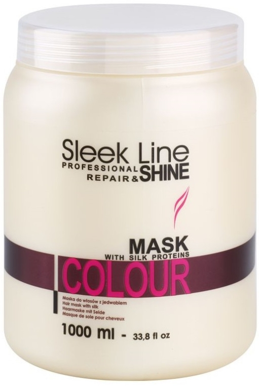 Maska na vlasy - Stapiz Sleek Line Colour Mask — Obrázky N2
