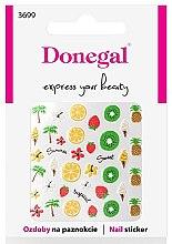 Voňavky, Parfémy, kozmetika Nálepky na nechty, 3699 - Donegal
