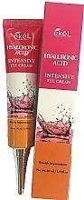 Voňavky, Parfémy, kozmetika Očný krém s kyselinou hyalurónovou - Ekel Hyaluronic Acid Intensive Eye Cream
