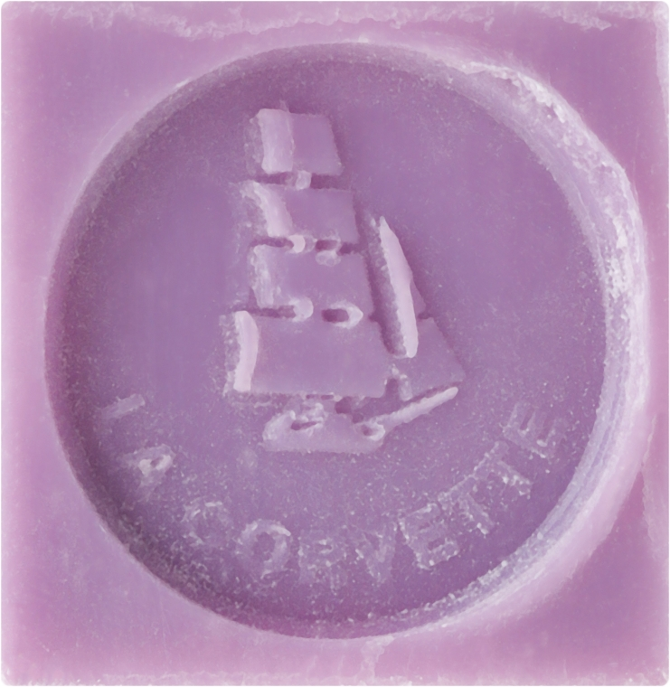 "Mydlo ""Lavender"", v krabice - La Corvette Cube Parfume de Provence Lavender — Obrázky N2"