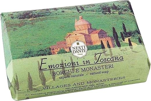 "Mydlo ""Sela a kláštory"" - Nesti Dante Villages Monasteries Soap"