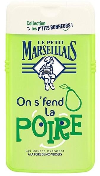 "Sprchový gél ""Hruška"" - Le Petit Marseillais Pear Shower Gel"