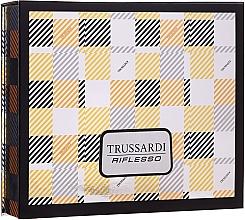 Voňavky, Parfémy, kozmetika Trussardi Riflesso - Sada (edt/50ml + show/gel/100ml)