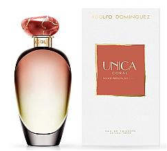 Voňavky, Parfémy, kozmetika Adolfo Dominguez Unica Coral - Toaletná voda