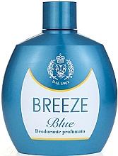 Voňavky, Parfémy, kozmetika Breeze Squeeze Deodorant Blue - Dezodorant na telo