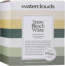 Voňavky, Parfémy, kozmetika Zosvetľujúci púder - Waterclouds Snow Bleach White