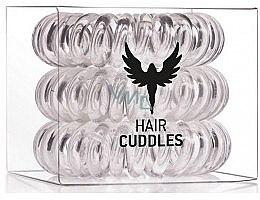 Voňavky, Parfémy, kozmetika Gumička do vlasov, priehľadná - HH Simonsen Hair Cuddles Clear