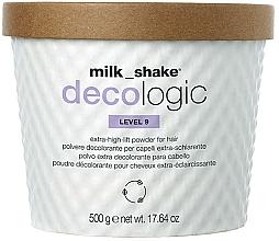 Voňavky, Parfémy, kozmetika Púder na vlasy - Milk_Shake Decologic Level 9 Hair Powder