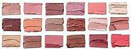 Paleta očných tieňov - I Heart Revolution Eyeshadow Chocolate Cherry Palette — Obrázky N4