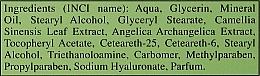 Hydratačný ochranný denný krém na tvár - Pulanna Green Tea Moisturizing Day Cream — Obrázky N3