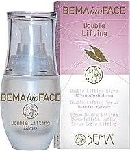 Voňavky, Parfémy, kozmetika Sérum na tvár s dvojitým liftingovým efektom - Bema Cosmetici BemaBioFace Double Lifting Serum
