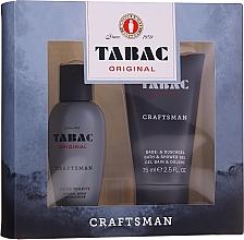 Voňavky, Parfémy, kozmetika Maurer & Wirtz Tabac Original - Sada (edt/50ml + sh/gel/75ml)