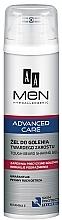 Voňavky, Parfémy, kozmetika Gél na holenie - AA Men Advanced Care Tough Beard Shaving Gel