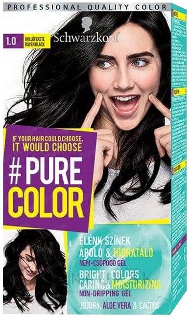 Farba na vlasy - Schwarzkopf Pure Color — Obrázky 1.0