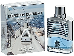 Voňavky, Parfémy, kozmetika Georges Mezotti Expedition Experience Silver - Toaletná voda