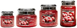 Vonná sviečka v nádobe - Village Candle Cypress & Iced Currant Glass Jar — Obrázky N3