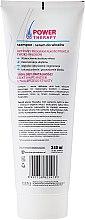 """Šampón-sérum na vlasy """"Regenerácia a rekonštrukcia"""" - Dermo Pharma Power Therapy Deep Repair & Reconstruction Shampoo — Obrázky N2"""