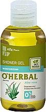 Voňavky, Parfémy, kozmetika Hydratačný sprchový gél s extraktom z aloe vera - O'Herbal Moisturizing Shower Gel (miniatúra)
