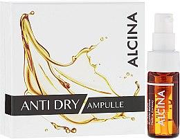 Voňavky, Parfémy, kozmetika Ampulky na tvár proti vráskam pre suchú pokožku - Alcina Anti Dry Ampulle