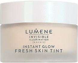 Voňavky, Parfémy, kozmetika Hydratačný krém na tvár s tónovacím účinkom - Lumene Invisible Illumination Fresh Skin Tint