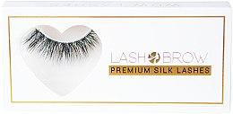 Voňavky, Parfémy, kozmetika Falošné riasy - Lash Brow Premium Silk Lashes Wow Lashes