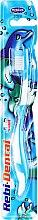 Voňavky, Parfémy, kozmetika Detská zubná kefka Rebi-Dental M16, mäkká, svetlomodrá - Mattes