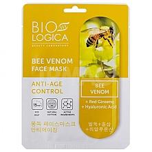 Voňavky, Parfémy, kozmetika Maska Anti-age starostlivosť s včelím jedom - Biologica Bee Venom