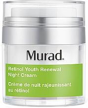Voňavky, Parfémy, kozmetika Obnovujúci nočný krém s retinolom - Murad Resurgence Retinol Youth Renewal Night Cream
