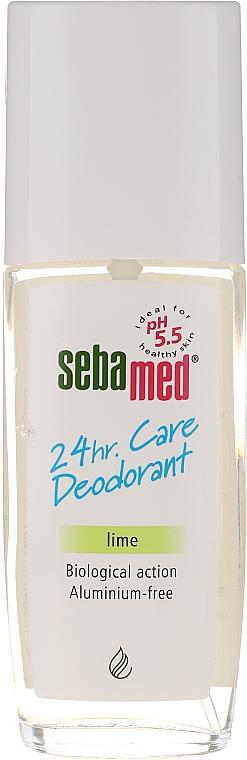 Deodorant - Sebamed Lime 24H Classic Deodorant Spray — Obrázky N1