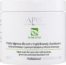 Voňavky, Parfémy, kozmetika Maska na tvár - APIS Professional Algae Mask For Acne Skin